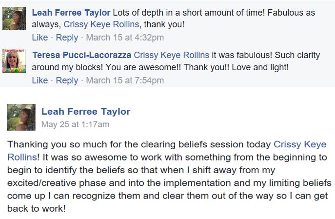 BS clearing testimonies